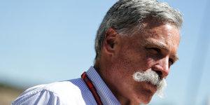 Formel-1-Boss Carey: Vier Schauplätze in den USA denkbar