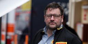 Hembery: Darum gibt es in der Formel 1 keinen Reifenkrieg