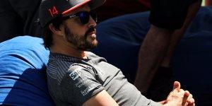 Alonso: 2018 siegfähiges Auto oder Formel-1-Abschied?