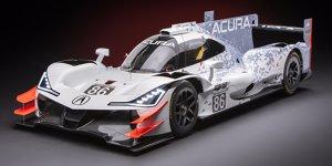 IMSA 2018: Penske präsentiert Acura ARX-05 DPi