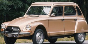 Jubiläum: Citroën Dyane wird 50