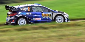 Rallye Deutschland: Ott Tänak auf Siegkurs