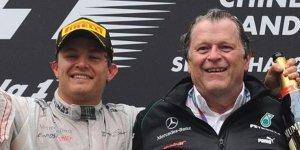 Formel-1-Live-Ticker: Norbert Haug rät Nico Rosberg zur DTM