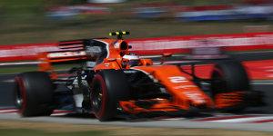 Schweres Heimspiel für Vandoorne: McLaren wieder im Tief?