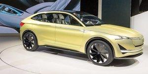 Skoda Vision E: Konzeptauto soll in zwei Jahren serienreif sein