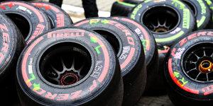 Pirelli bestätigt: 2018 werden die Formel-1-Reifen weicher