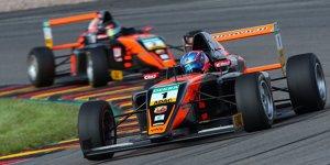 Formel 4 Sachsenring: Fünfter Saisonsieg für Felipe Drugovich