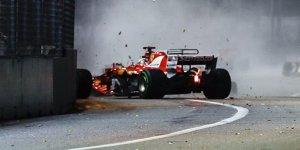 Sebastian Vettel klärt auf: Dreher war kein Fahrfehler