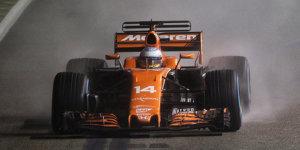 Force India: McLaren wird 2018 schwierig zu schlagen