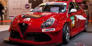 TCR Germany: Alfa Romeo startet auf dem Hockenheimring