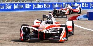 Formel E 2017/18: Mahindra weiter mit Heidfeld und Rosenqvist
