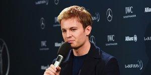 Nico Rosberg: Unter Druck bist du nicht derselbe
