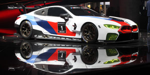 """WEC: Entwicklung des BMW M8 GTE läuft """"planmäßig"""""""