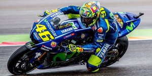 Valentino Rossi sorgt sich um seine Form auf trockener Piste