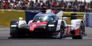 WEC Fuji: Toyota packt Le-Mans-Paket wieder aus