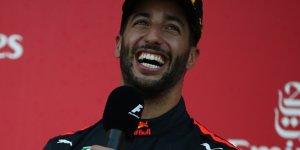 Ricciardo selbstbewusst: Vettel und Hamilton sind nicht besser