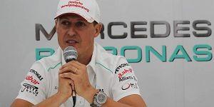 Vor fünf Jahren: Michael Schumacher tritt zurück - endgültig