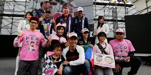 Otmar Szafnauer: Liebeserklärung an Suzuka