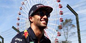 Daniel Ricciardo: Warum er bei seiner Identität gerne flunkert