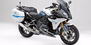 R 1200 RS Connected Ride: BMW stellt vernetztes Motorrad vor