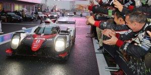 WEC Fuji: Doppelsieg für Toyota in der Heimat