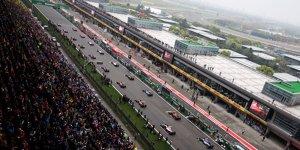 Otmar Szafnauer: China ist groß genug für zwei Rennen