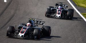 Haas bringt letztes Update 2017 vor dem Heimrennen in Austin