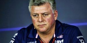 Szafnauer: Hersteller haben kaum andere Wahl als Formel 1