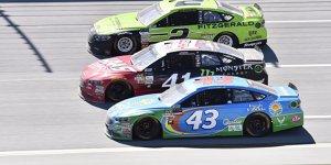 NASCAR: Ford siegt mit vereinten Kräften in Talladega