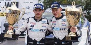 WRC 2018: Ott Tänak wechselt 2018 zu Toyota