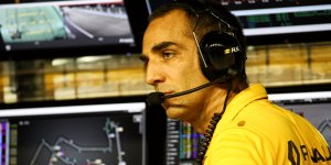 """Abiteboul: Renault-Zuverlässigkeit """"die größte Enttäuschung"""""""