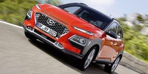 Hyundai Kona 2017: Bilder & Info zu Preis, Motoren, Kofferraum