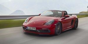 Porsche 718 GTS 2018: Mehr PS, bessere Beschleunigung