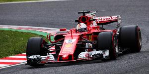 Sebastian Vettel: Psychospiele gegen Hamilton keine Option