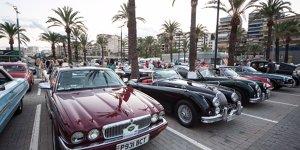 Auf Malle: Über 100 Oldtimer  fahren auf