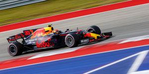 Red Bull: Rückversetzung kann Verstappen-Laune nicht trüben