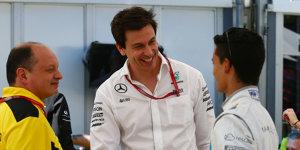 Pascal Wehrlein: Pokert Williams um Mercedes-Millionen?