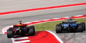 Red Bull wundert sich: Andere dürfen Track Limits brechen