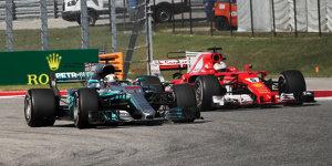 """Hamilton tönt nach Vettel-Manöver: """"Sowas tue ich im Schlaf"""""""