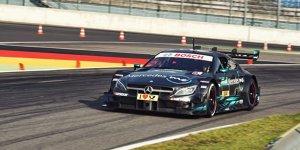 DTM-Young-Driver-Test: Mercedes testet Günther und Marciello