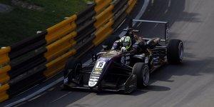 Formel 3 Macao: BMW-Junior Joel Eriksson auf Pole-Position