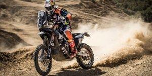 Neues Dakar-Bike entwickelt: Worauf KTM das Augenmerk legt