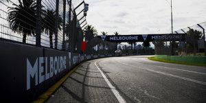 Australien: Promoter wollte Highspeed-Kurven abschaffen