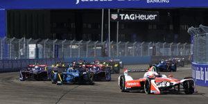 Formel E 2018: Ticket-Vorverkauf für ePrix in Berlin gestartet