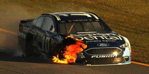 "Earnhardt Jr., Kenseth, Patrick: Emotionale, heiße ""Abschiede"""