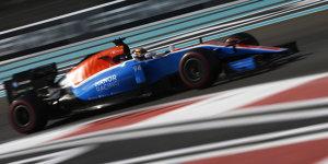 Insolventes Manor-Team: FIA zahlt Einschreibegebühr zurück