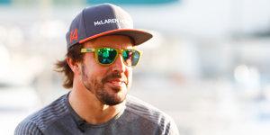 Endlich Teamchef: Fernando Alonso gründet eSport-Team