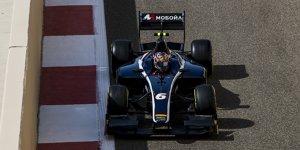 Formel 2 Abu Dhabi 2017: Leclerc verpasst neunte Pole
