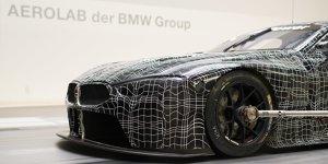 Unter der Lupe: Die Aerodynamik des BMW M8 GTE