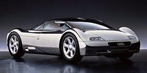 Oldtimer-Ausstellung: Alles Aluminium im Audi-Museum